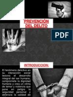 Prevención Del Delito