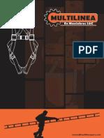 Catalogo Arneses - Escaleras - Ganchos