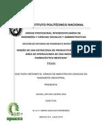 Tesis Farmaceutica Mexicana