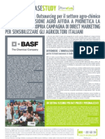I servizi di comunicazione outbound di PhonEtica per Basf Italia