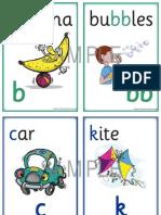 Phoneme Grapheme Consonants A5 SASS Sample