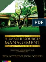 Epgdhrm Brochure 2011-12
