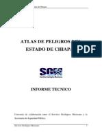 Atlas de Riesgo de Chiapas