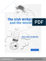 [Declan Kiberd] the Irish Writer and the World(BookZa.org)