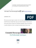 67 Horoscope Signs