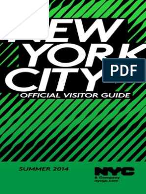 Nyc Subway Map Pda.Ovg2 Summer 2014 Pdf The Bronx Staten Island