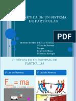 Sistema de Partículas Dinámica