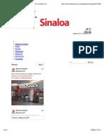 05-06-14 Cano Velez presente en la firma de convenio para la vivienda en Sinaloa