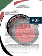 A Capoeira Angola