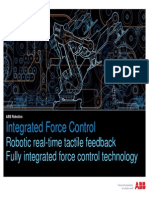 Integrated Force Control_external