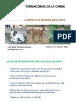 Diapositivas de Engorda de Becerros de Lecherias