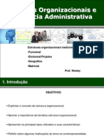 Estruturas-Organizacionais