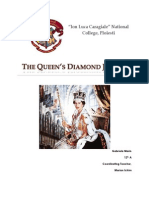 Atestat The Queen's Diamond Jubilee