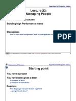 22 People Management