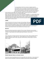 Cami - Kiliç Ali Pasa + Imrahor [Studios Manastiri]
