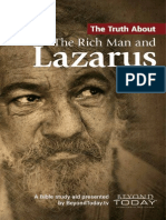 Bible Study Aid - The Truth About The Rich Man and Lazarus