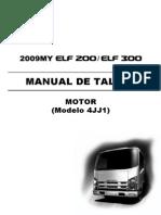 Motor 4jj1