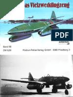 Waffen Arsenal - Band 090 - Me 262 - Das Vielzweckflugzeug
