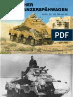 Waffen Arsenal - Band 092 - Deutsche 8-Rad-Panzerspähwagen der GS-Reihe