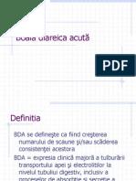 Saptamana 10.2 Boala Diareica Acuta, Sindrom Abdominal Dureros