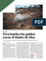 Maldiciones Del Oro-Madre de Dios Peru