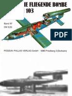 Waffen Arsenal - Band 097 - Fieseler Fi 103 - V 1 - Die fliegende Bombe