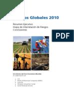 Informe Riesgos Globales Davos Resumen