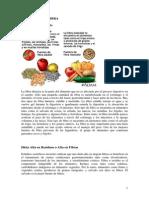 1. Dieta Rica en Fibra