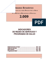 Anuario Estadis MPPS Vzla DatosRedesServiciosyProgra Salud 4 4