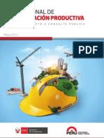 PRODUCE 2014 Política de Diversificación Productiva