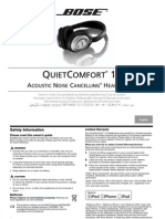 Bose QL 15 manual