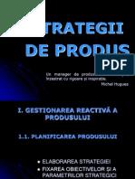 Curs 8 Strategii de Produs