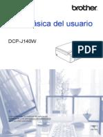 Es-US MFC Consumer UsersManual UM DCP J140W ES 6866