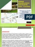 Parque Arqueologico San Agustin (Huila Colombia)
