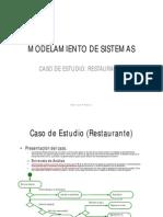 Caso de Estudio Restaurante