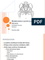 Biomecanica Sacro-iliaca y Pelvica