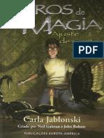 Os Livros de Magia (06) - Ajuste de Contas