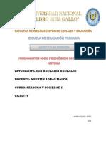 Fundamentos socio psicológicos de la E.docx