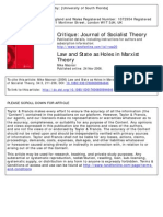 Law and State as Holes in Marxist Theory - Mike Macnair