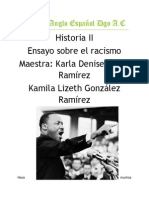Racismo Martin Luther King