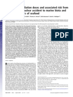 2013-Fisher- Evaluation of Radiation doses and Associated risk from the Fukushima Nuclear Accident to marine biota and Human Consumers of Seafood