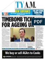 Cityam newspaper 2013-07-18