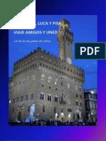 FLORENCIA - Junio 2013 - Viaje y apuntes