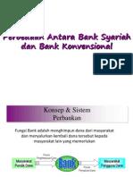 Perbedaan Antara Bank Syariah Dan Bank Konvensional