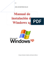 Manual Terminado de Windows Xp