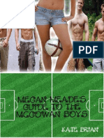 Megan Meades Guide to the McGowan Boys - Kate Brian