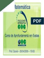 20090428-Matematica