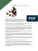Los 10 Beneficios Del Chocolate