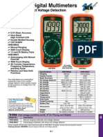 Compact Digital Multimeters