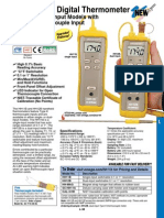 Economical Digital Thermometer